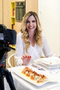 4italy luxury interior design Turella Nico Celidoni progetto video ristorante piatto marmo carrara food concept michelin stars Lorella Cuccarini