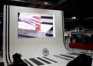 interior design Turella Nico Celidoni evento MADE expo architettura gopro video Towant fiera materiali prodotti finiture