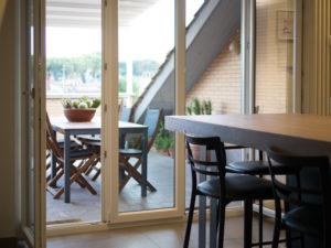 luxury home interior design Turella Nico Celidoni progetto ristrutturazione restyling attico dettagli lusso italian style terrazza vista skyline Appia Antica