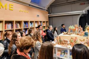 interior design Turella Nico Celidoni progetto ristrutturazione restyling spazi commerciali Vicariato Sinite Parvulos cardinale Angelo De Donatis