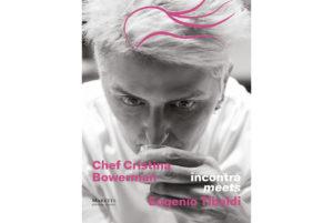 luxury interior design Turella Nico Celidoni evento presentazione Cristina Bowerman Eugenio Tibaldi cucina arte art michelin stars food