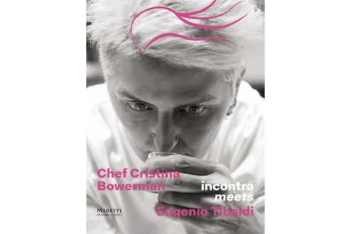 Presentazione libro chef Cristina Bowerman