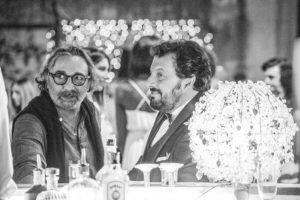 intervista racconti luxury interior design Turella Nico Celidoni progetto progettazione cinema film Enrico Brignano Beppe Rosario Fiorello Pierfrancesco Favino